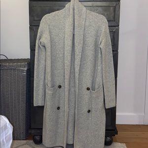 J.Crew Duster Cardigan Coat XXS